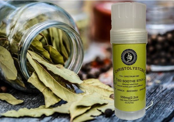 cbd body lotion for pain